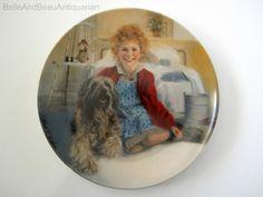 Little Orphan Annie! And Sandy! #vintage #annie