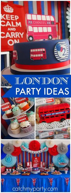 All aboard the bus for a magical birthday adventure! See more party ideas at http://CatchMyParty.com!
