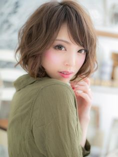 モッズヘア 上尾店(mod's hair) 外国人風☆エアリーカールb