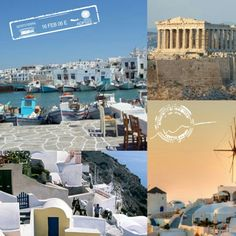Greek Island Escapade - (Small Group Journey 2016)  Book by December 31 and save $200 per couple on the package prices listed for departures between April 1 and October 21, 2016.