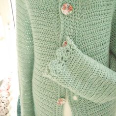 Buttons up Cardigan by VanDani