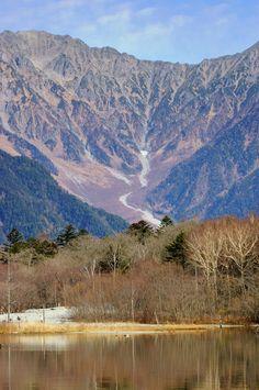 Kamikochi, Nagano, Japan.