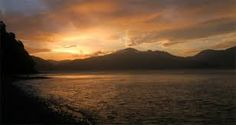 Image result for sunset backcountry nz