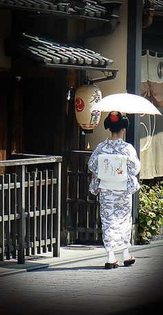 Kyoto, Japan - a strange paradise