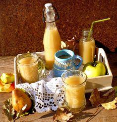 Juditka konyhája: ROSTOS ALMALÉ Moscow Mule Mugs, Meat, Chicken, Tableware, Food, Faces, Food Decorations, Dinnerware, Tablewares