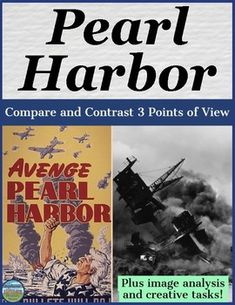 Free pearl harbor rememberance day mini activity unit pearl harbor pearl harbor primary source analysis compare 3 points of view fandeluxe Choice Image