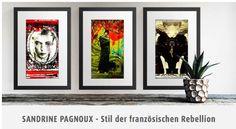 Art prints X Sandrine Pagnoux
