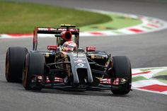Lotus: Charles Pic piloto en los primeros libres junto a Maldonado