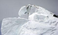 Everest summit - Mt. Everest Photos / Picture Gallery - Mount Everest Pictures