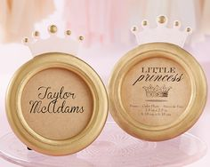 Little Princess Photo Frame (Set of 12)