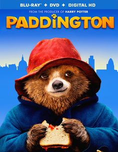 Paddington (2014)   Paddington follows the comic misadventures of a young Peruvian bear with a passion for all things British, who travels to London in search of a home. Finding himself lost and alone at Paddington Station, he begins to realize that city life is not all he had imagined.  Starring: #NicoleKidman, Sally Hawkins, Peter Capaldi, Hugh Bonneville, Jim Broadbent, Julie Walters (I)  Director: Paul King  #Paddington #Bluray