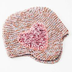 4-6y Peppercorn Kids Girls Sequin Star Slouchy Beanie-Multicolor-L