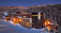 One of the finest and most luxurious vacation homes in North America