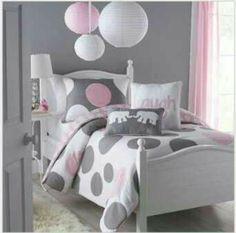 Kohl's girl bedroom