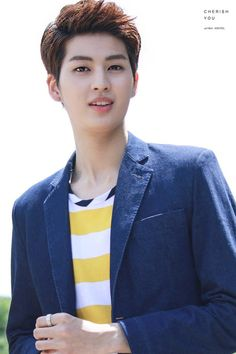 """160521 UP10TION Music Core Mini Fanmeeting Kogyeol Cr: cherishyou "" Do not edit"
