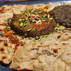 Beryooni is a traditional meal in #Isfahan region. #food #PersianFood #IranianFood #cuisine #IranianCuisine #PersiaPort #RediscoverIran #Iran #Persia #Beryooni #Beryani #Beryuni #بریونی