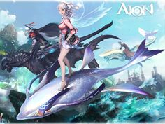 Aion concept art | Pinned Time: 20141227 (Taipei) | #ConceptElement #概念元素