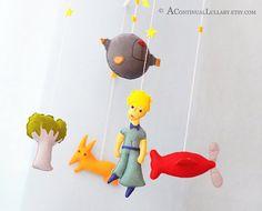 Trop choupinous ces petits mobiles pour décorer la chambre de bébé!