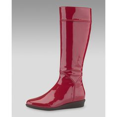 Cole Haan Air Lizzie Waterproof Rain Boot found on Polyvore