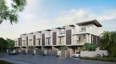 Modern 3-Storey Townhouse in Laguna Area at Excellent Prices