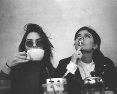 Kylie and Kendall photographed by Moises Arias