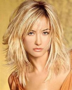 Image result for long style haircuts for women over 40, 2017