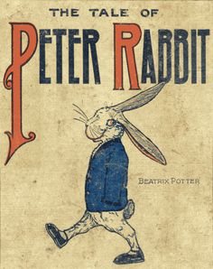 Peter Rabbit Beatrix Poter