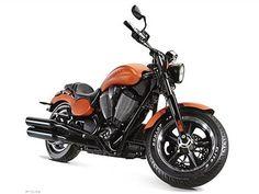Victory 2013 Judge Motorcycle