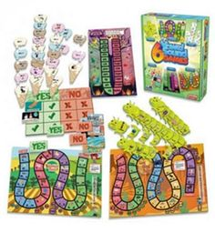 Shop for Junior Learning 6 Vowel Sound Games. Get free delivery On EVERYTHING* Overstock - Your Online Toys & Hobbies Shop! Play Therapy Activities, Social Skills Activities, Learning Games, Early Learning, Games To Play, Teaching Resources, Phonics Activities, Preschool Learning, Learning Spanish