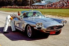 1960 Chevrolet Corvette XP-700 experimental car