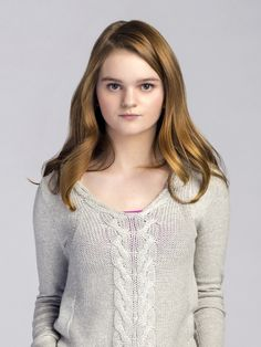 Kerris Dorsey as Bridget Donovan