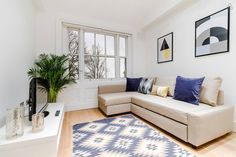 Stylish and newly refurbished one bedroom flat in  St Jon's Wood, London.