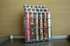 Sprinkles storage!