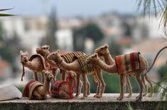 Needle felted Camel. Made to order van darialvovsky op Etsy