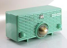 Canadian made Bullet Motorola Radio