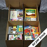 Books by the Foot. Each box contains approximately 150 books (give or take). You can also order more age/grade specific books, but it costs a bit more. There is now an advisory on their site that due to high demand, boxes may not ship for up to 5 weeks. Info Board, Teacher Hacks, Budget Planer, Bulletins, Little Doll, Future Classroom, Classroom Ideas, Classroom Supplies, Teaching Reading