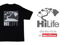 Get the HiLife at Island Snow Hawaii and online at http://www.islandsnow.com/hilifespecialorder