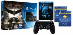 [Prime Day] Playstation 4 Console + Batman Arkham Knight + Extra Controller + 6 Month PS Plus + The Dark Knight Trilogy Blu Ray + Comics £281.91 @ Amazon FR - Hot UK Deals - http://uhotdeals.co.uk/5485-prime-day-playstation-4-console-batman-arkham-knight-extra-controller-6-month-ps-plus-the-dark-knight-trilogy-blu-ray-comics-281-91-amazon-fr-hot-uk-deals/