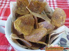 Chips di platano alla paprika - Gustose ricette di cucina