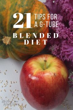 Sep 2017 - Want to switch to a blended diet, but don't know where to start for your tubie? Here are 21 tips for a g-tube blended diet. Pureed Food Recipes, Baby Food Recipes, Whole Food Recipes, Diet Recipes, Feeding Tube, Baby Feeding, Cerebral Palsy Baby, Boys Food, Smoothies For Kids
