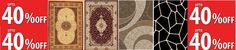 Upto 40% off on our #Carpet, #Rug, #ShaggyCarpet designs in #snapdeal. Every #Design has #discount.  Also find our #Doormats at very attractive prices. Follow the #iamge.