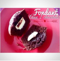 Fondant aux 2 chocolats.  http://youtu.be/k2JHUS-6BMQ?list=UU8HgrsWBMnhAfgqbJQJjZ7w