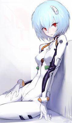 Ayanami Neon Genesis Evangelion, Rei Ayanami, Character Art, Character Design, Mecha Anime, Beautiful Anime Girl, Anime Fantasy, Anime Artwork, Anime Style