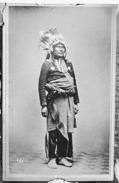 Big Rib – Oglala – 1868