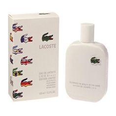 LACOSTE L.12.12. White Limited Edition(Men)100ML- Buy Men's Perfumes Online in India | Aimdeals.com