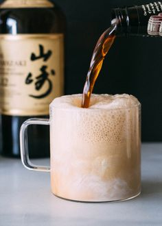WHISKEY ROOTBEER FLOATS