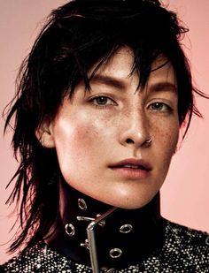 Heather Kemensky by Txema Yeste for Numéro China November 2015