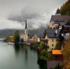 Hallstatt Village, Austrian Alps - Spring (1)