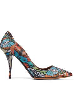 a4a6fd8264f4 TABITHA SIMMONS CONNIE GLITTER PUMPS.  tabithasimmons  shoes ...