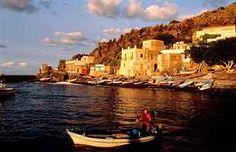 Italský ostrov Alicudi #lsicilia  #sicily #alicudi alicudi#eolie